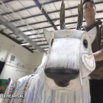Behind the Scenes Look at Some of the NEW Holiday Puppets Coming to Disney's Animal Kingdom!
