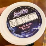 Review! New Apple Cider Sorbet Arrives in Walt Disney World!
