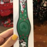 Celebrate the Holidays with This Merry NEW MagicBand in Disney World!