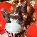 Review! Saddle Up for the NEW Over-the-Top Cowboy Sundae in Disney World!
