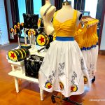 NEW! Disney Pixar Luxo Dress Rolls Into Disney Springs!