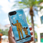 CUTE ALERT! Become Part of the Family with the NEW Partners Statue Phone Case in Disney World!
