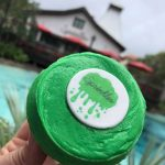 REVIEW: There's Something Strange in the Disney Neighborhood! You've Gotta See What's Inside This Sprinkles Cupcake!