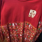 NEW Holiday SNACK Spirit Jersey Hits the Shelves in Disney World!