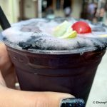 REVIEW!!! A Black Magic Margarita Has Been Conjured Up at Disney World!