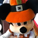 Bring on the Mashed Potatoes and Turkey! Mickey and Minnie Thanksgiving Plush Have Been Spotted in Disney World!!