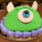 Review! We've Got Our Eye on the New Mike Wazowski Cake in Disney World