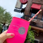 Neon Pink Corkcicles Are BACK in Disney Springs!