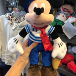 Say Hello to New Mickey and Minnie Epcot World Showcase Pavilion Plush!