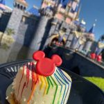 Review: LIMITED-TIME Rainbow Cheesecake at Disneyland Resort!