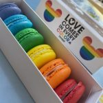 REVIEW! Rainbow Macaron Box at Disneyland Resort