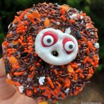 Review! An Adorably Spooky Halloween Donut Arrives in Disney World!