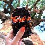 REVIEW!!! We're ROARING About This Wild NEW Halloween Cupcake at Disney World!