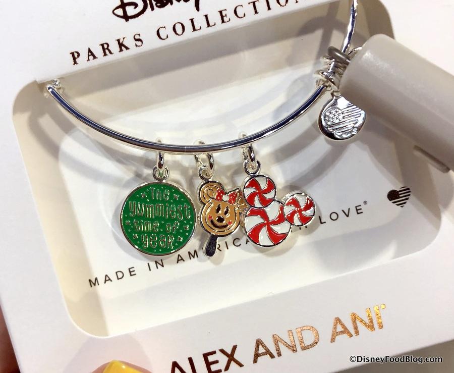 Alex And Ani Exclusive 2020 Christmas Bracelets christmas alex and ani   the disney food blog