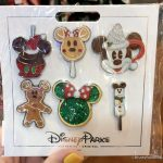 We Found a BUNCH of New Holiday Pins Featuring Our Fave Disney Snacks and MORE!