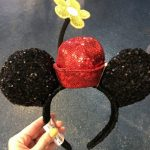 NEW Classic Minnie Mouse Ears Debut at Disney World!
