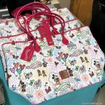 CUTE ALERT! 10-Year Anniversary Dooney and Bourke Bags Debut at Disney World!