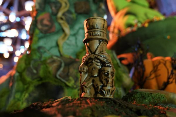 Hurry Back! The Hatbox Ghost Tiki Mug is Re-Materializing in Disney World and Disneyland!