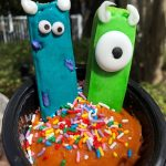 REVIEW!!! Mike & Sulley Cookie Butter at Disney World is SCARY GOOD!