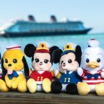 NEW Nautical Disney Wishables are Embarking on Disney Cruise Line!