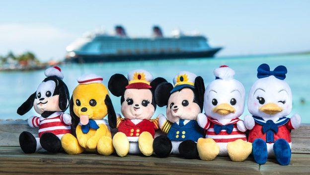 NEW Nautical Disney Wishables Are Embarking On Disney