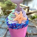 "REVIEW! ""We Don't Know Why But We're Dying To Try"" The NEW Little Mermaid Cupcake!"