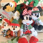 Simply Having a Wonderful Christmas Time with Disney World's New Holiday Plush!