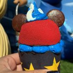 REVIEW! New Sorcerer Mickey Cupcake Makes Its Magical Debut at Disney World