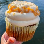Review! The Pumpkin Caramel Cupcake in Epcot Has Made Our Fall Wishes Come True!