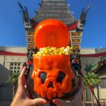 A NEW Orange Cauldron Popcorn Bucket Has Appeared in Disney World!
