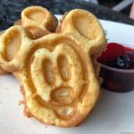 NEWS and REVIEW: Plant-Based Mickey Waffles (and LOGO!) Debut in Disney World!