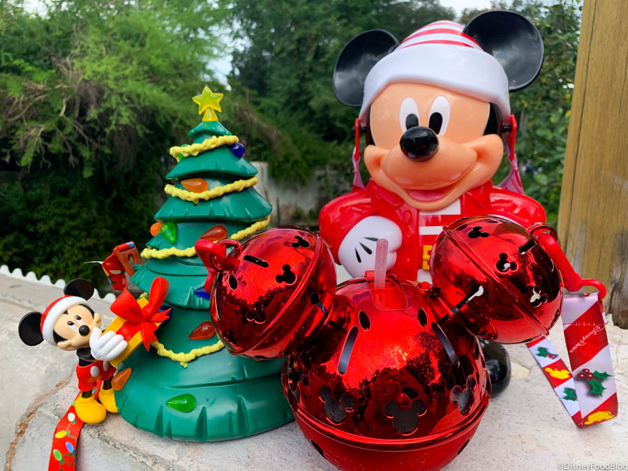 What's New in Animal Kingdom — the Jingle Bell Sipper, Holiday Popcorn Buckets, and the First of ...