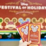 Get Ready to Eat! Tasting Passports are HERE for the Disney California Adventure 2019 Festival of Holidays!
