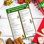 Check Out Our FREE DFB Checklist for Epcot's 2019 Festival of the Holidays Here!