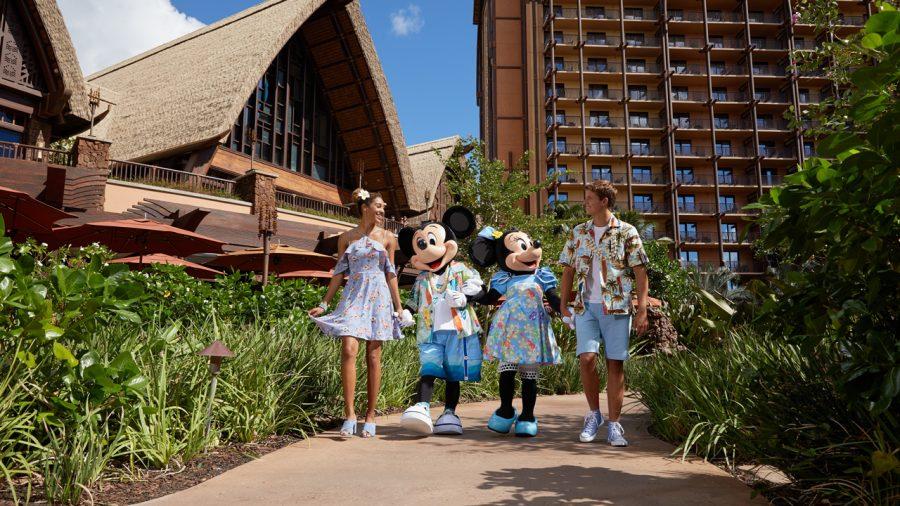 Disney Aulani on the West Coast of Oahu