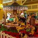 Disney World's Beach Club Gingerbread Carousel is FINALLY Here and We Can't Get Over the Theme!