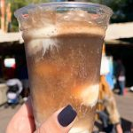 REVIEW! Coca-Cola CINNAMON Float at Epcot's Festival of the Holidays
