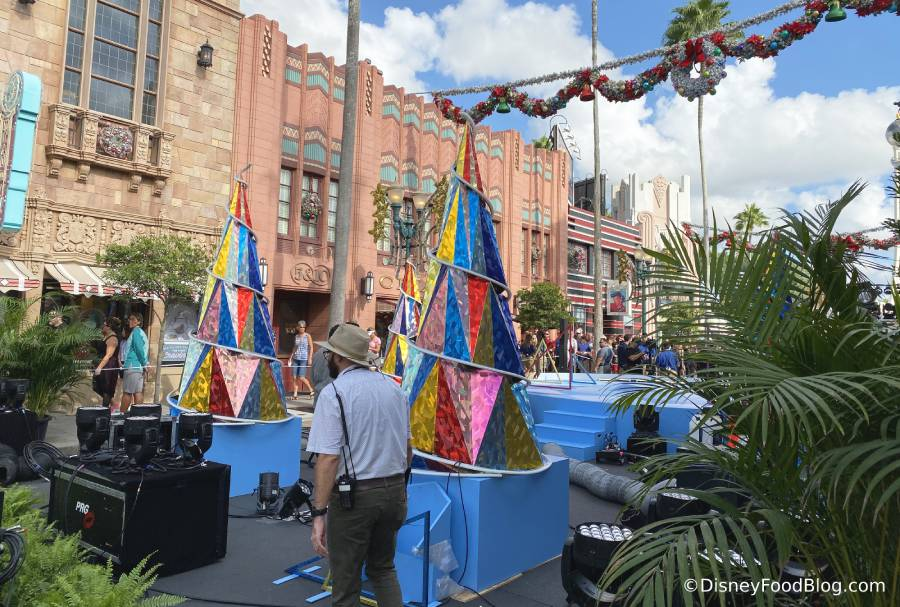 Disney World Holiday Specials