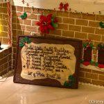 Don't Miss This BONUS Gingerbread Display in Disney World! (It's Pretty Impressive.)
