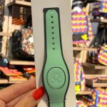 NEW Mint MagicBands SPOTTED in Disney World Stores!