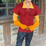 Try Not to Swoon – Gaston Has Debuted a NEW Look Over at Disney's Magic Kingdom!