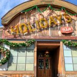Jock Lindsey's Holiday Bar Is BACK in Disney Springs (With NEW Menu Items)!