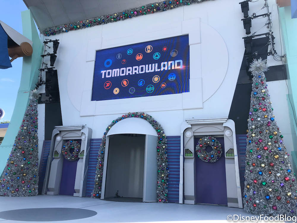 SPOTTED: Have A Holly Jolly Christmas With Tomorrowland