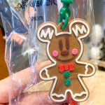 The Gingerbread Mickey Straw is BACK at Disney World!