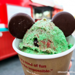 Review! NEW Holiday Cookie Dough Rolls Into Disney Springs!