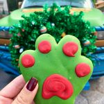 Review! There's A New Member of The Pride As A Christmas Lion Paw Cookie Arrives in Disney's Animal Kingdom