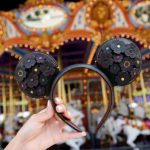News! The New COACH Designer Ears Are Dropping in Disney World SOON!