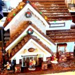 Gingerbread Display ALERT! We Just Spotted ANOTHER ONE in Disney World!