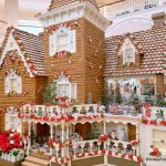 Here's Your ULTIMATE Guide to All the 2019 Gingerbread Displays Coming to Disney World