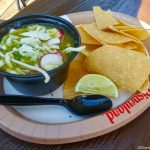 REVIEW! Holiday Pozole and Pumpkin Spice Cold Brew Are Back Aboard The Menu at Harbour Galley in Disneyland!